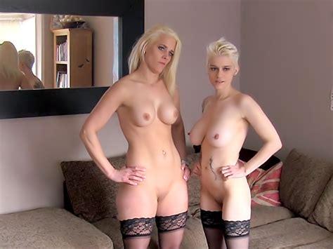 Threesome With Dutch Porn Models Debby Pleasure Porno