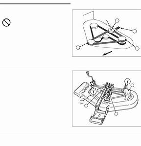 Simplicity 300 Series Mower Belt Replacement