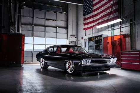 Chevrolet Chevelle Muscle Car, Hd Cars, 4k Wallpapers