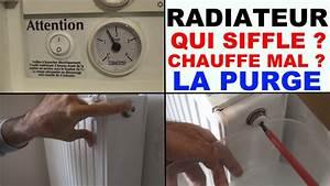 Purger Les Radiateurs : radiateur qui ne chauffe pas qui fait du bruit purger ~ Premium-room.com Idées de Décoration