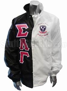 17 best images about sigma lambda gamma national sorority With sorority letter jackets
