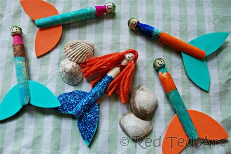 fun art projects  create  summer resin crafts