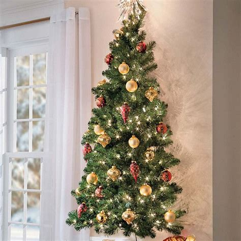 ft wall christmas tree    polyvore featuring