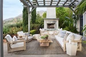 Santa Barbara  California - Stile Marinaro - Patio