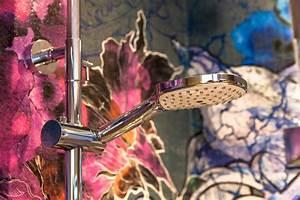 Wasserfeste Tapete Fürs Bad : badgestaltung mit tapeten ist tapete im bad machbar ~ Markanthonyermac.com Haus und Dekorationen