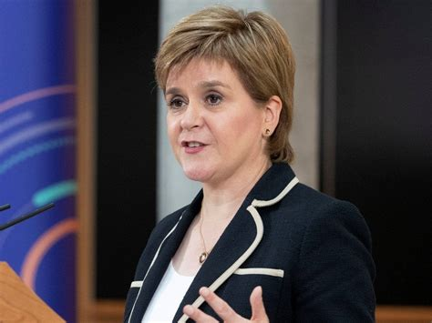 Nicola Sturgeon reveals she has known about Alex Salmond ...