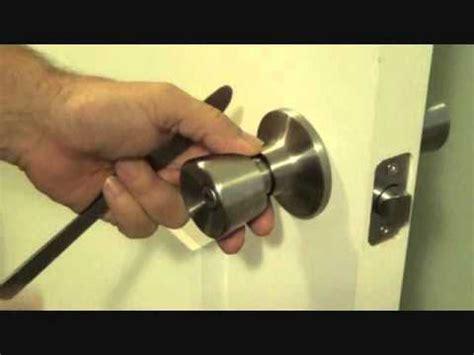 unlock  bedroom door   key youtube