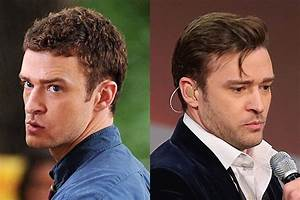 Should Justin Timberlake Stop Relaxing His Curls 9Celebrity