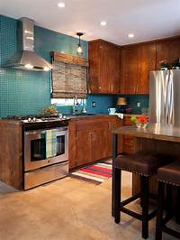 colored kitchen cabinets Color Ideas for Painting Kitchen Cabinets + HGTV Pictures | Kitchen Ideas & Design with Cabinets ...