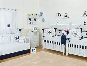 Kinderzimmer Für Zwillinge : kinderzimmer einrichten junge ~ Markanthonyermac.com Haus und Dekorationen