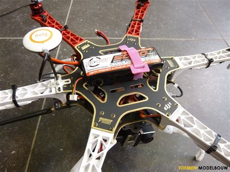Dji F550 Hexacopter Ready-to-fly