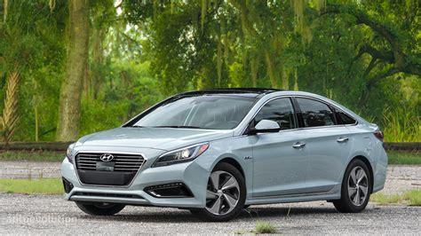 2016 Hyundai Sonata Hybrid Review Autoevolution