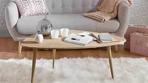 Table Gigogne Maison Du Monde : table basse tulipe pas cher mobilier design d coration d 39 int rieur ~ Teatrodelosmanantiales.com Idées de Décoration