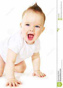 Laughing Baby Boy Royalty Free Stock Image - Image: 10315356