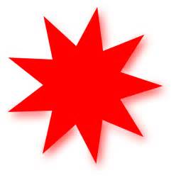 Red Star Clip Art Free