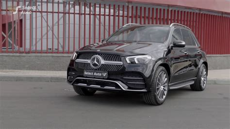 Amg gle 63 s 4matic coupe. Mercedes-Benz GLE 400d 4MATIC Black Line 2019 от Select Auto - YouTube