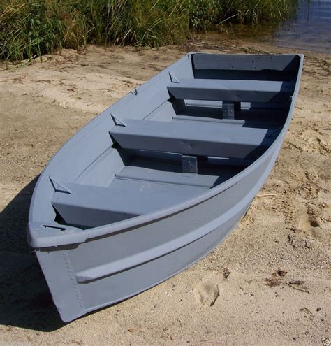 Used Homemade Aluminum Boats For Sale by Homemade Aluminum Boat Console