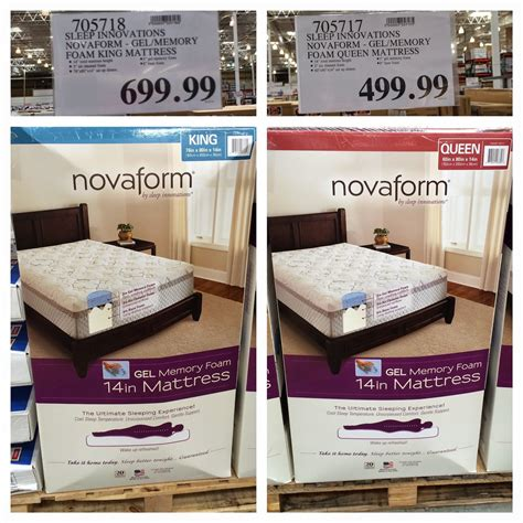 costco connoisseur buy   mattress  costco