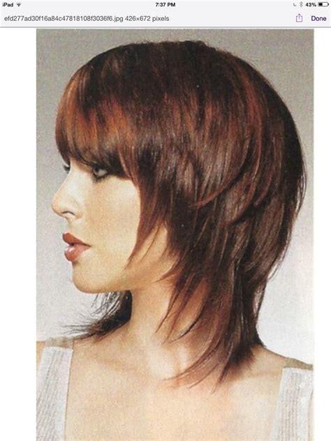pin  wispy haircut