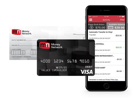 purpose prepaid debit card money network