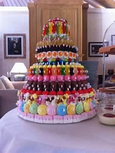Idee Deco Avec Des Photos : idee d coration gateau avec bonbons 2 ~ Zukunftsfamilie.com Idées de Décoration
