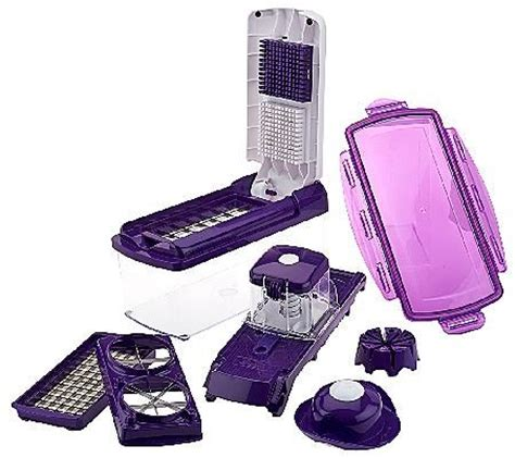 kitchen dicer with accessories genius nicer dicer fusion 10 pc 10 cup multi chopper set 8036