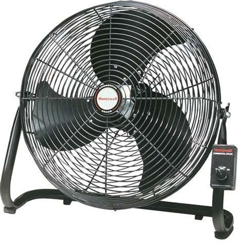 honeywell 220 volt hv180xar 18 quot commercial grade floor fan