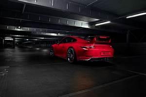 TechArt Thinks It Can Improve New Porsche 911 GT3 | Carscoops  Porsche