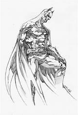 Batman Sketch Coloring Pages Labour Labyrinth Desenho Animado sketch template