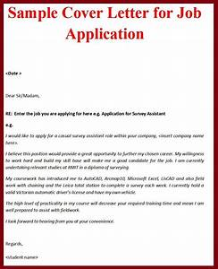 Tips for writing a cover letter for a job application for How to write a good covering letter for a job