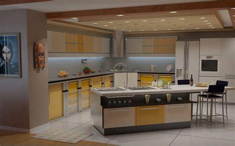 modern  functional kitchen bar designs home design