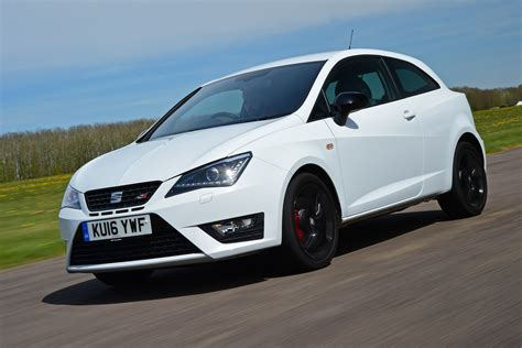 Seat Ibiza Cupra 2018 Uk Review Pictures Auto Express