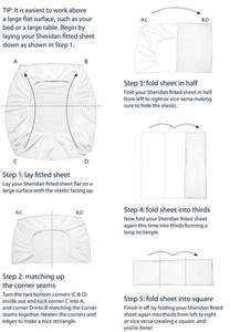 How Fold Fitted Sheet