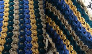 [Easy] Vintage Fan Ripple Stitch Pattern Diy Smartly