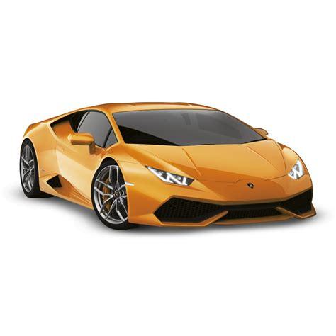 Lamborghini Huracán Model Car 110 Scale Full Kit Modelspace