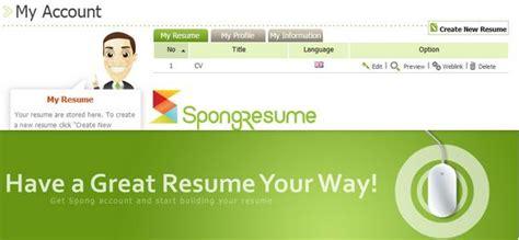 Resume Generator Tool by 13 Best Free Resume Builder To Create Resume Cv