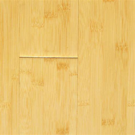 "Tecsun Bamboo Natural Horizontal Solid 4"" x 5/8""   Factory"