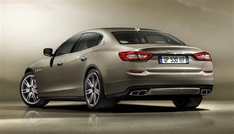 2013 Maserati Quattroporte Engine Specifications Revealed