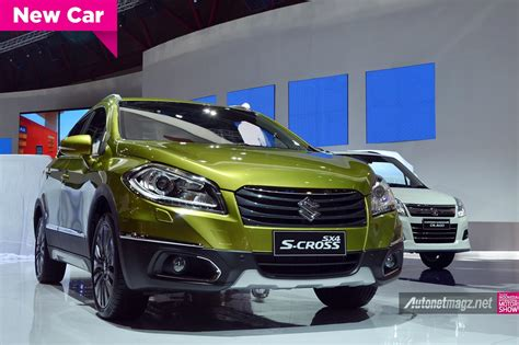 Modifikasi Suzuki Sx4 S Cross by Cover Sx4 S Cross Iims 2014 Autonetmagz Review Mobil