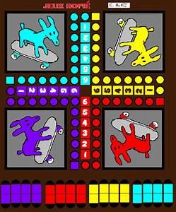 Jeux De Petit Chevaux Gratuit A Telecharger : jeu petit chevaux a imprimer 20 secondes de bd par jours ~ Melissatoandfro.com Idées de Décoration