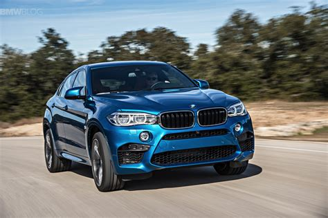 New Bmw X6 M by Justin Bell Drives The New Bmw X6 M