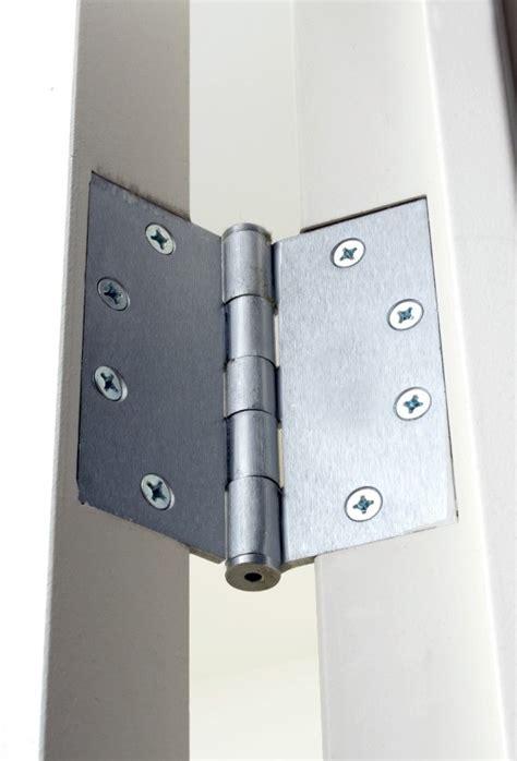 fixing loose door hinges thriftyfun