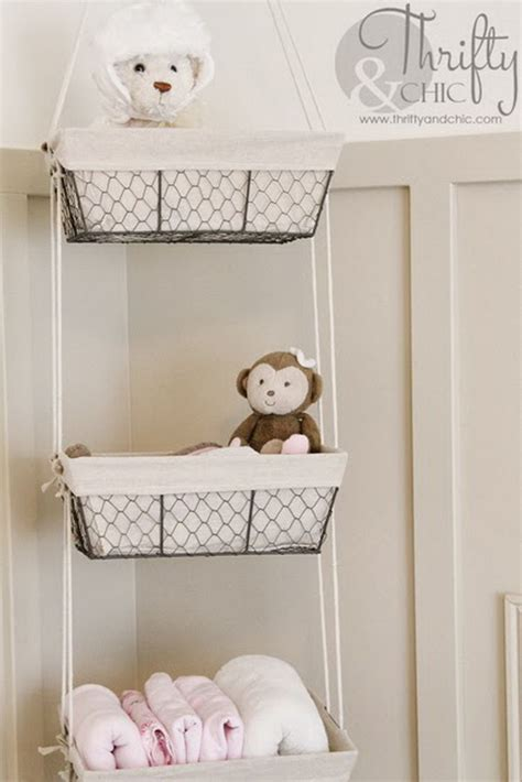 clever creative ways  organize kids stuffed toys hative