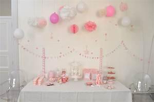 Decoration Anniversaire Fille : anniversaire leblogdecrouchette ~ Teatrodelosmanantiales.com Idées de Décoration