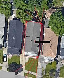 Backyard Home Security Camera Placement Diagram