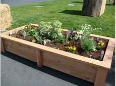 Building a raised flower bed Wonderful Woodworking