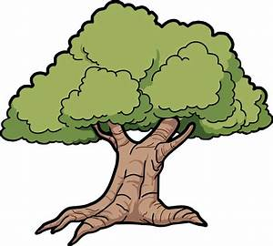 Tree Oak Scalable Vector Graphics SVG clipartsy. - ClipArt ...