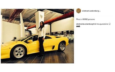 Miss Lamborghini, La Sexy Ereditiera Tutta Curve