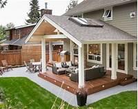 trending patio and decking design ideas Trending: Covered Decks - Steve Hidder Real Estate