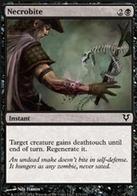 Mtg Deathtouch Ping Deck by Touch Me Not Standard Mtg Deck